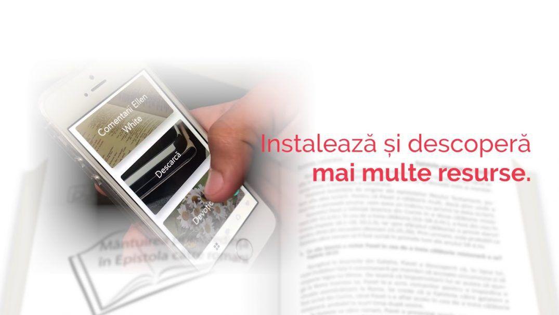 promo aplicatie studii biblice Video
