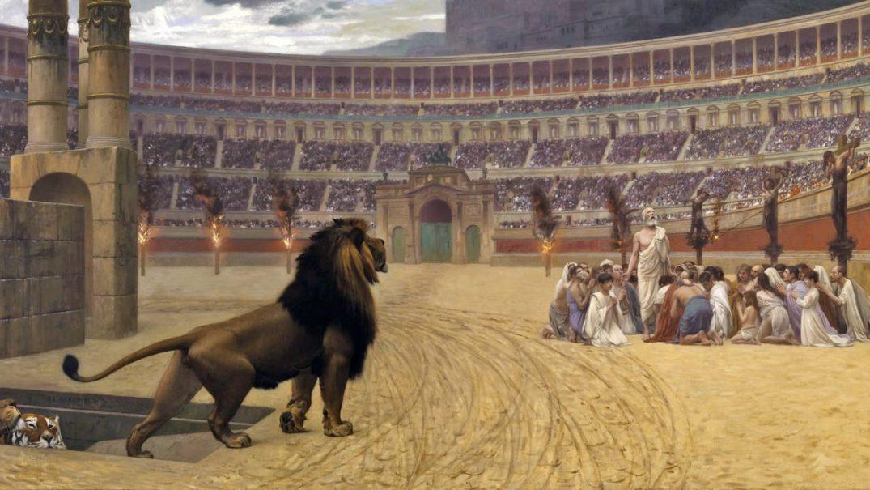christian persecution Studii Adolescenți