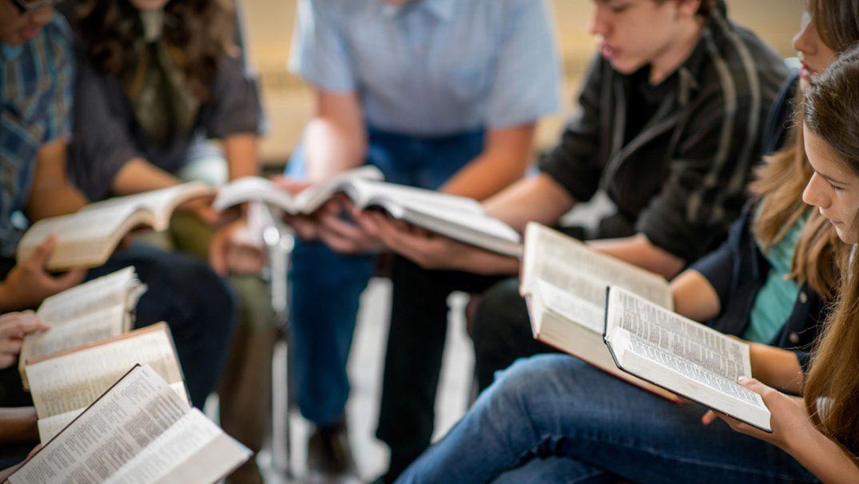 bible study group Resurse