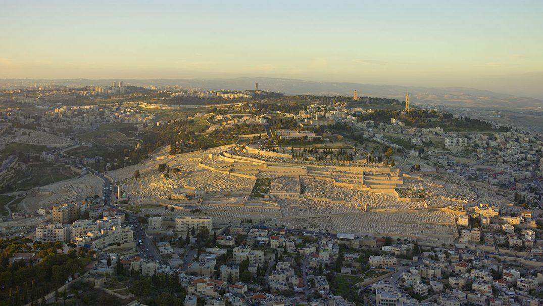1280px Israel 2013 Aerial Mount of Olives Studii Majori
