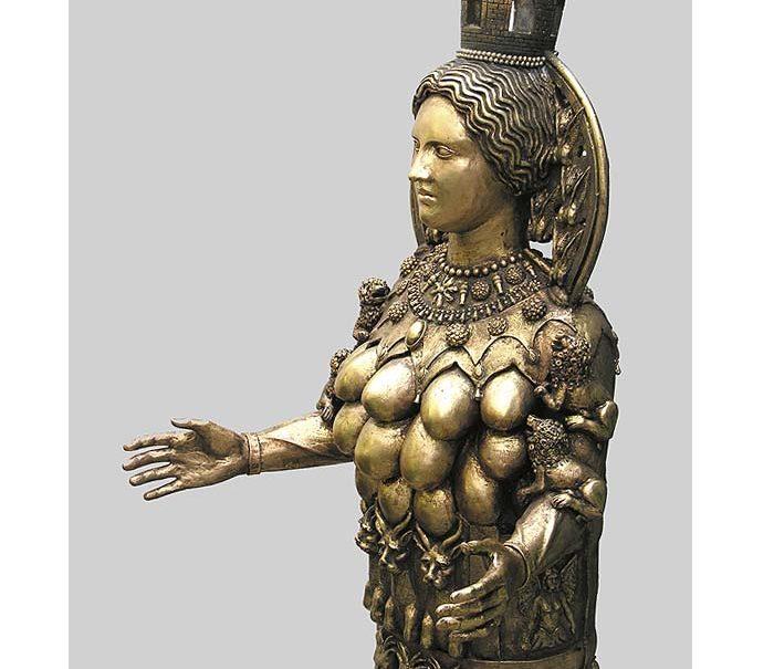 diana of Ephesus 3 Studii Majori