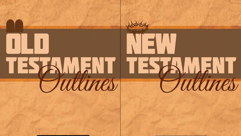 old and new testament Studii Adolescenți