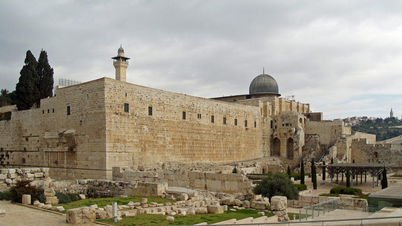 1920px Al Aqsa Mosque by David Shankbone Studii Majori