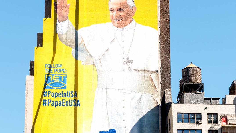 Papa in SUA Studii Majori