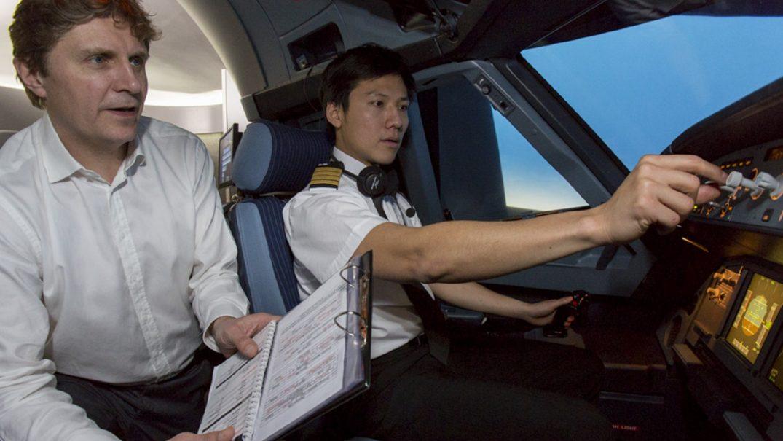 ffs pilot instructor monitoring Resurse