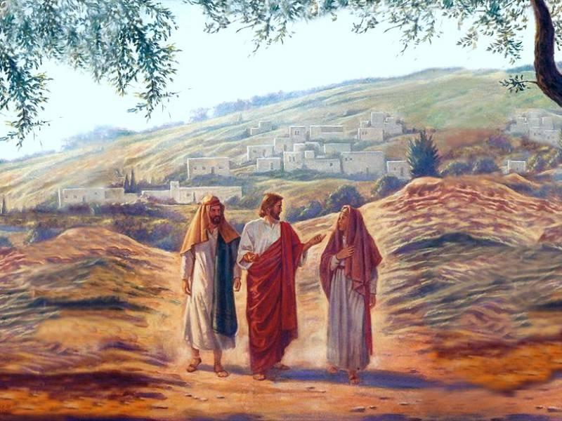 Jesus Emmaus 02 Studii Juniori