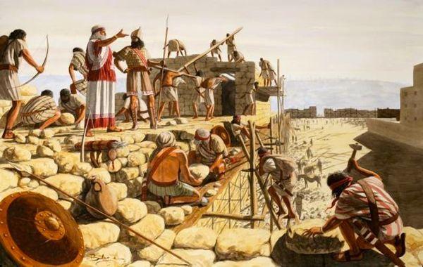 Nehemiah10 Studii Majori