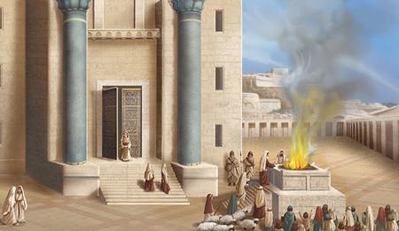 Temple Sacrifice Studii Majori