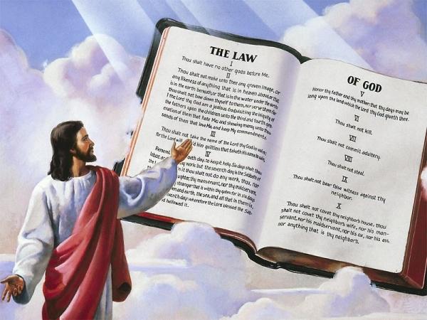 Jesus and Law2 Studii Majori