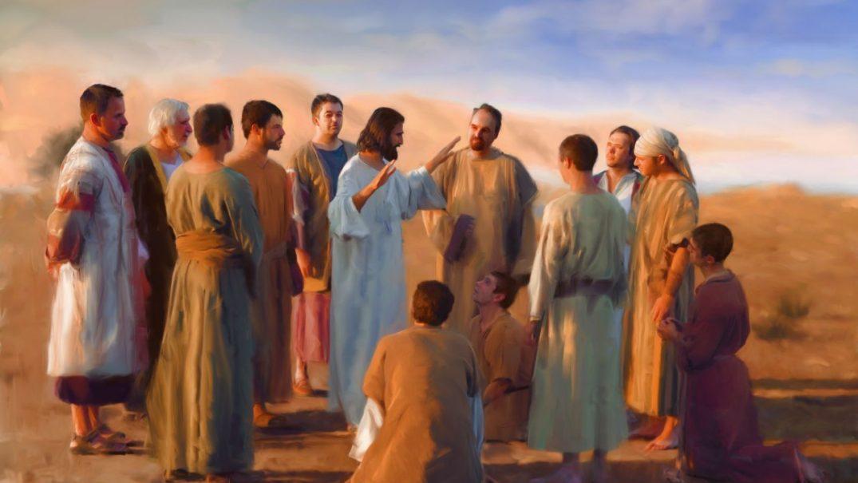 Jesus and d2 Studii Majori