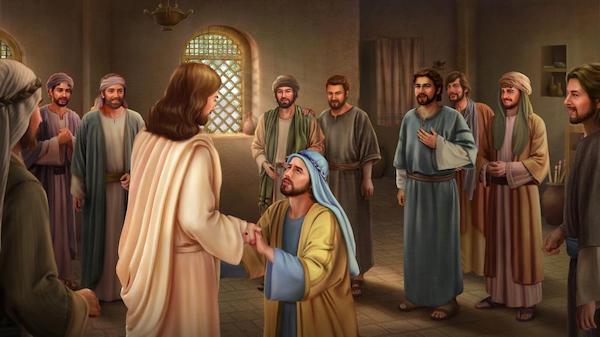 Jesus healing1 Studii Majori