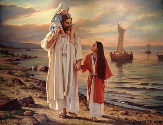 Jesus and you1 Studii Majori