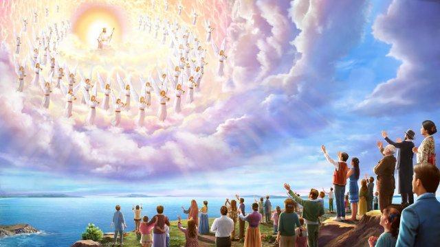 second coming of Jesus Studii Majori