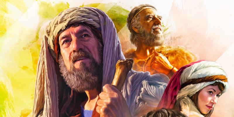 Abraham9 Studii Majori